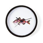 Manybar Goatfish Wall Clock