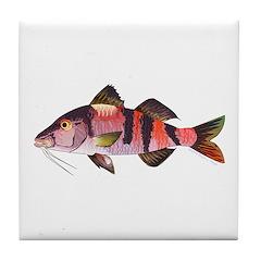 Manybar Goatfish Tile Coaster