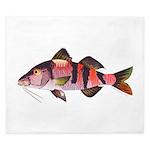 Manybar Goatfish King Duvet