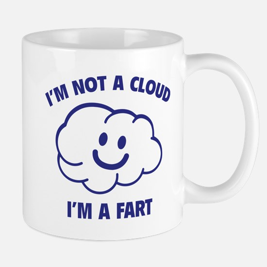 I'm Not A Cloud Mug