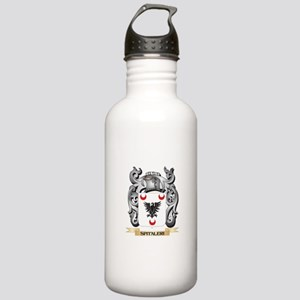 Spitaleri Coat of Arms Stainless Water Bottle 1.0L