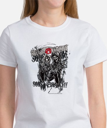 Sons of Anarchy Reaper Women's T-Shirt