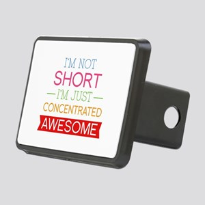 I'm Not Short I'm Just Concentrated Awesome Rectan