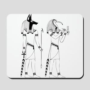 Anubis thoth Mousepad