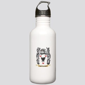 Spitalero Coat of Arms Stainless Water Bottle 1.0L