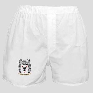 Spitalero Coat of Arms - Family Crest Boxer Shorts
