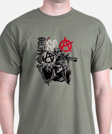 SOA Crystal Ball T-Shirt