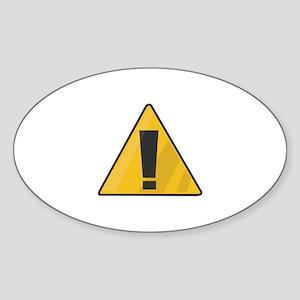 Traffic Sign Sticker