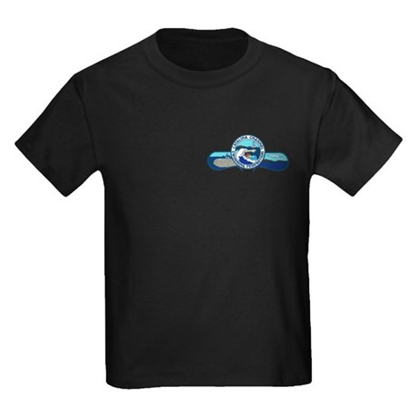Swim Catalina Kids Dark T-Shirt