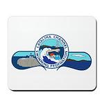 Swim Catalina Mousepad