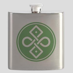 Celtic Tattoo Flask