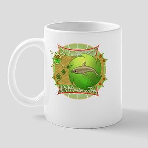 Baja Dolphin Mug