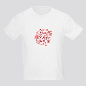 Peace, Love, Joy T-Shirt