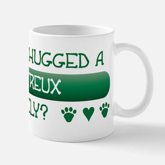 Hugged Chartreux Mug