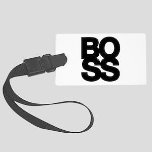 Boss Large Luggage Tag