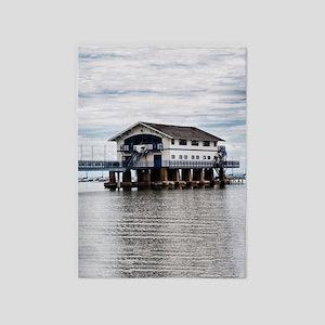 Boathouse 4 5'x7'Area Rug