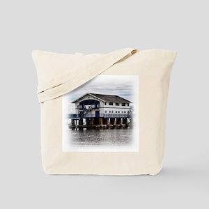 Boathouse 4 Tote Bag