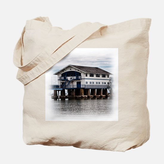 Boathouse 4 Tote Bag