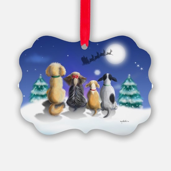 The Magical Night Ornament