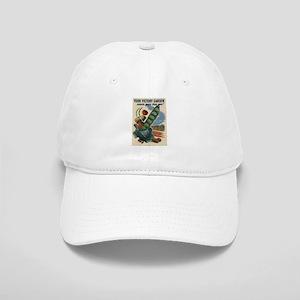 world war 2 poser art Baseball Cap