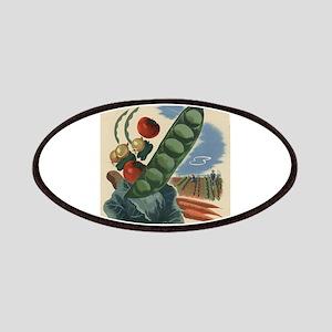 world war 2 poser art Patches