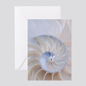 Nautilus Greeting Cards