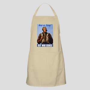 world war 2 poser art Apron
