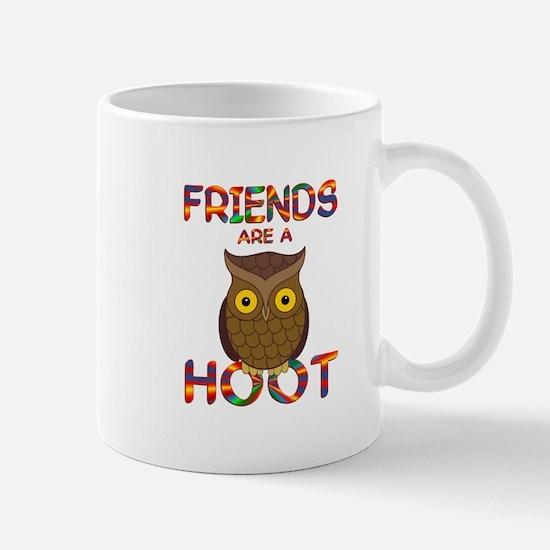 Friends are a Hoot Mug