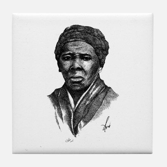 Harriet tubman Tile Coaster