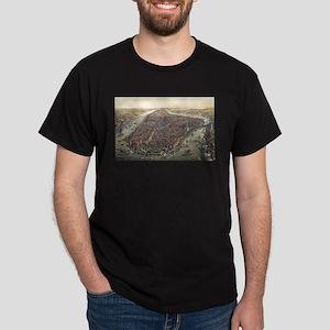 Map of New York City T-Shirt