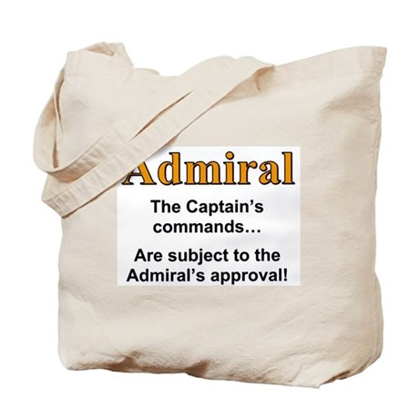 The Admiral's Tote Bag
