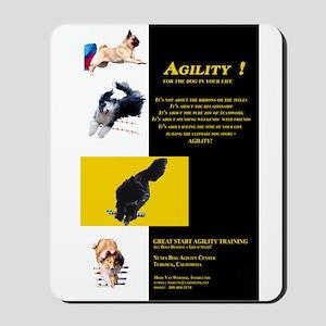 Great Start Agility Mousepad