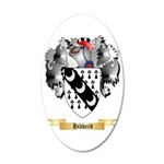 Hibberd 35x21 Oval Wall Decal