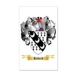 Hibberd 20x12 Wall Decal