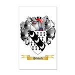 Hibberd 35x21 Wall Decal