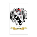 Hibbart 35x21 Wall Decal