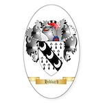 Hibbard Sticker (Oval 50 pk)