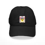 Heyward Black Cap