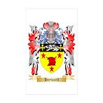 Heyward Sticker (Rectangle 50 pk)