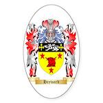 Heyward Sticker (Oval)