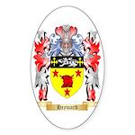 Heyward Sticker (Oval 50 pk)
