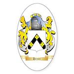 Heyer Sticker (Oval 50 pk)