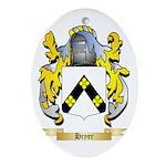 Heyer Ornament (Oval)