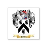 Heydon Square Sticker 3