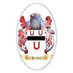 Heyden Sticker (Oval 10 pk)