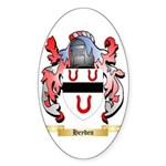 Heyden Sticker (Oval 50 pk)