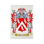 Hewlitt Rectangle Magnet (100 pack)