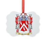 Hewlitt Picture Ornament