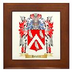 Hewlitt Framed Tile