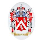 Hewlitt Ornament (Oval)